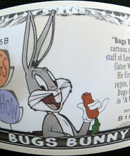 Bugs Bunny FREE SHIPPING! Million-dollar novelty bill
