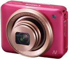 Canon PowerShot N2 16.1MP WiFi Self Camera (Pink) -Express shipping