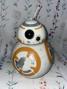 DISNEY STORE STAR WARS BB-8 ASTROMECH DROID MOVING 17+ SOUND EFFECTS *VGC*