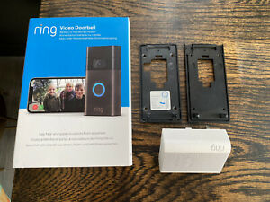 Ring Doorbell 2nd generation Bronze + Chime