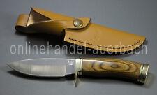 BUCK VANGUARD COCOBOLO  Messer Outdoor Jagdmesser