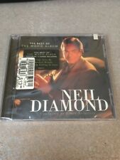 The Best of the Movie Album: As Time Goes By Neil Diamond (CD, 1998, NEW SEALED)