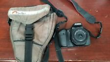 canon 60d body w/ 24mm f/2.8 Lens lens and battery kit