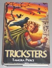 TRICKSTERS Tamora Pierce HARDCOVER Trickster's Choice & Queen DAUGHTER LIONESS