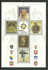 ÖSTERREICH/ Papst Paul II Mi.Nr. Block 24 **