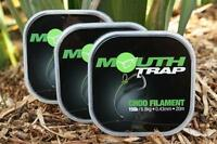 Korda Mouth Trap Chod Filament / Carp Fishing Tackle