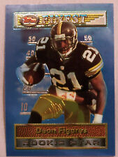 1994 Finest Deon Figures Steelers RC Football Card    A1660