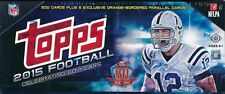 2015 Topps Football 505 Cards HOBBY Factory Set-5 Orange Parallel LE #d 75 NFL