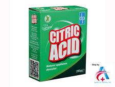 Acide Citrique 250 g par Dri Pak linge multifonction Nettoyant écailleur