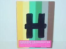 "*****DVD-HERBERT GRÖNEMEYER""12 LIVE""-2007 EMI Music 3er DVD Box Set*****"