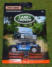 Die Cast Metal Matchbox Land Rover Freelander