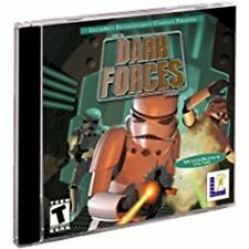 Star Wars Dark Forces PC Game Windows 95 98 NEW factory sealed