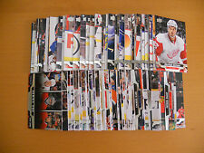 2013-14 Upper Deck Series 1 Complete 200 Card Base Set