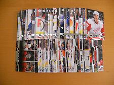 2013-14 Upper Deck Series 1 Complete 200 Card Base Set