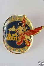 Tokyo Disney Resort Pin Tokyo Disney Land 2001 Millennium Red Falcon Mickey
