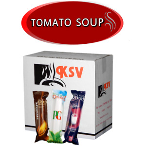 Tomato Soup for 73mm In-Cup Vending Machines INCUP Drinks x300