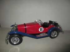 MERCEDES BENZ SSK BURAGO SCALA 1:18
