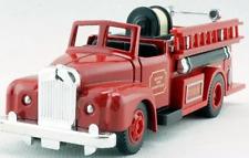 Tomki 1953 1/43 Fire Rescue MACK B OPEN PUMPER Boston Fire Department diecast ca