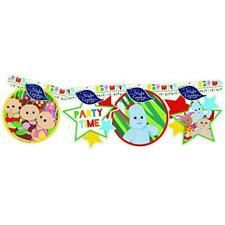 Official In The Night Garden Cardboard Room Banner