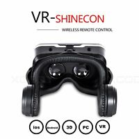 Newest 3D VR Shinecon Virtual Reality Headset VR Game Glasses 2017 Newest