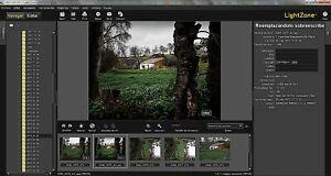 Professional Photo Editor, Darkroom Lightroom Digital Camera JPEG