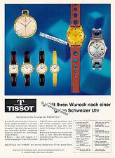 Tissot seastar - - 1969-publicidad-publicidad-genuine advertising-NL-venta por correspondencia