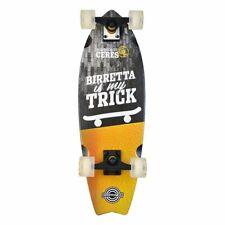 "Kryptonics 27"" Fatboard Cruiser Skateboard  Brick Wall Special Edition"