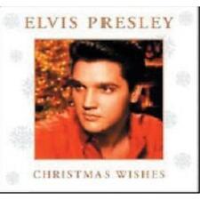 ELVIS PRESLEY CHRISTMAS WISHES CD NEW