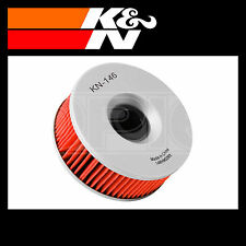 K&N Oil Filter Powersports Motorcycle Oil Filter - Yamaha - KN-146