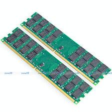 8GB 2x4GB PC2-5300 DDR2 667 667MHZ 240Pin Ram For AMD Motherboard Desktop Memory