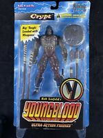 1995 McFarlane's Toys Rob Liefeld's Youngblood CRYPT Action Figure R29