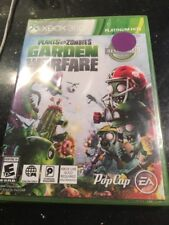 Plants vs. Zombies: Garden Warfare Platinum (Xbox 360 Brand New Factory Sealed