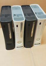 4 x XBOX 360 CONSOLES JOB LOT - FAULTY SPARES REPAIRS BULK