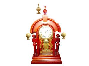 Finials For Ansonia Clock Model King, all finals.