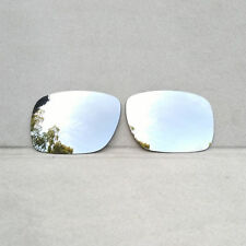 Silver Mirror Replacement Lenses for-Oakley Jupiter Squared Polarized