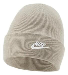 Nike Sportswear Unisex Utility Beanie Hat (Driftwood) DJ6224-258