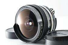 Rare Nikon Auto Nikkor 16mm F/3.5 Fisheye Lens From Japan #0034