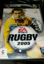 Rugby 2005 - PC GAME - FAST POST *