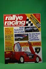 Rallye Racing 26/87 BMW M3 Kat Volvo 480 Turbo Alfa 75 V6 Porsche RS 60 Spyder