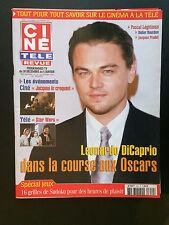 CINE REVUE 2006 N°52 leonardo dicaprio didier bourdon