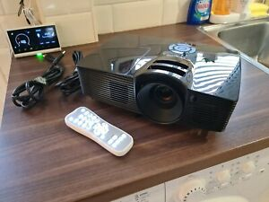 Optoma Full HD141X 3D DLP Home Theater and Gaming Projector