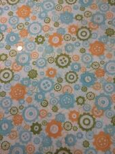 Mischief 2884 Steampunk Cogs 100 Cotton Quilt Fabric Benartex Nancy Halvorsen