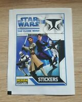 Merlin 1 Tüte Star Wars The Clone Wars Bustina Pack Sobre Topps Panini Sticker