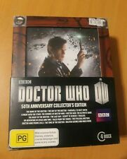 Doctor Who - 50th Anniversary Collector's edition (Blu-ray)  AUSTRALIAN IMPORT