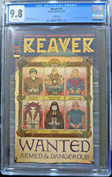 Reaver #1 One Stop Shop Rebekah Isaacs Variant /500 CGC 9.8 Skybound Image