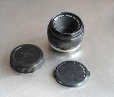 Objectif Lens Olympus Zuiko OM 3.5 50 mm macro