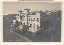 AK CP San Remo 1934 Casino Municipale Brunner & C. S/W