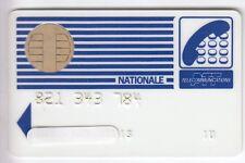 TELECARTE / PHONECARD .. CARTE FRANCE TELECOM PYJAMA NAT. 1987 PUCE CP8 BULL N°2