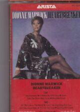 Dionne Warwick-Heartbreaker Music Cassette