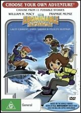The ABOMINABLE SNOWMAN - Choose From 11 Stories - Kids Adventure DVD NEW SEALED